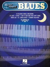 Blues Sheet Music E-Z Play Today Book NEW 000139985