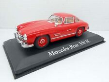 1/43 COCHE MERCEDES BENZ 300SL IXO RBA  1:43 METAL MODEL CAR MINIATURA alfreedom
