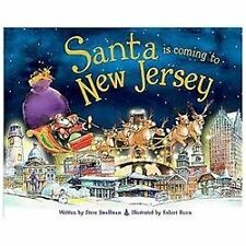 Santa Is Coming to New Jersey by Steve Smallman (2013, Hardcover)
