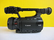Canon XF100 HD Professional Camcorder ** with LCD problem ** AS IS