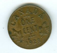 CANADA 1923 SMALL CENT--CIRCULATED