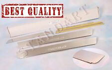 MAZDA 6 2002-2008 4pcs Stainless Steel Door Sill Guard Covers Scuff Protectors