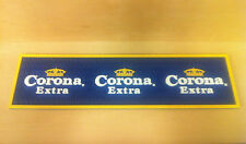 "Corona Extra Beer Bar Spill Mat - 23.5"" x 6.5""  ~ NEW & F/Shipn.* Little Bottles"