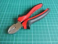 "TZ Diagonal Side Cutting Wire Cutters 6"" (160mm) Pliers Snips B/New"