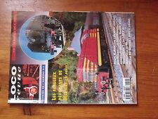 $$5 Loco-Revue N°611 Mertert  Depot ardechois  Telecommandes numeriques  240.P