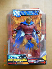 MATTEL DCUC DC UNIVERSE SER 1 DEMON ACTION FIGURE! NEW! UNOPENED!