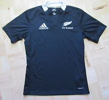 ALL BLACKS RUGBY New Zealand  shirt jersey by ADIDAS 2011-2012 /men/black/ S
