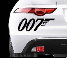 007 Car VINYL STICKERS Bumper Van Window Laptop JDM DECALS