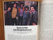 APRIL-1976 TV Guide(GABE KAPLAN/RON PALILLO/MARCIA STRASSMAN/WELCOME BACK KOTTER