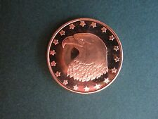 American Eagle 1/2 oz .999 Copper Round