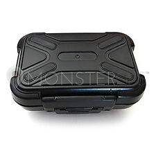 Magnetic Stash Box for Under Car Hidden GPS Tracker Geocaching Container Magnet