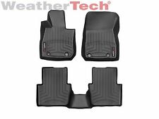 WeatherTech Floor Mats FloorLiner for Mazda CX-3 - 2016-2017 - Black