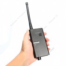 WIFI Camera Tracker Phone 1-8000MHZ GSM Bug RF Signal Detector Finder Anti-spy