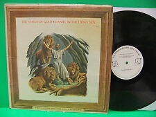 The Statue Of Gold / Daniel In The Lions Den The Golden Record Bible Library 8