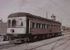 USA814 - 1953 ILLINOIS TERMINAL RAILWAY Co - TROLLEY No273 PHOTO Danville USA