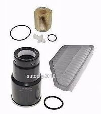 FOR TOYOTA AVENSIS 2.0 D4D SERVICE KIT OIL/AIR/DIESEL FILTER 2010   ON