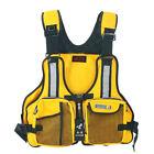 Adult Life Vest Jacket Fishing Pocket Buoyancy Hottest Coming Aid Kayak Canoe