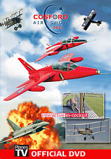 Cosford Airshow 2012 Official DVD Aircraft Aviation Planes Warbirds Jets RAF