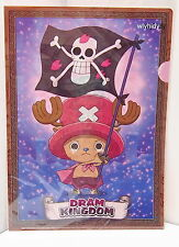 One Piece  Plastic A4 Folder, 1pc Made In Japan Limited #5 ,h#5
