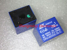 10pcs 5pins SRU-05VDC-SL-C 10A 250VAC 30VDC SONGLE Power Relay