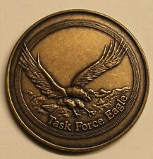 Operation Joint ENDEAVOR Task Force Eagle Army Challenge Coin