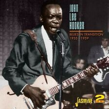 JOHN LEE HOOKER - BLUES IN TRANSITION 2 CD NEU