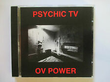 Psychic TV ‎– Ov Power - 1998 UK CD - A Pagan Dis-Concert 1983 - RARE & OOP NEW!