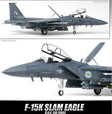 Academy 1/48 F-15K SLAM EAGLE ROK Air Force Cartograf Decal 12213 NIB