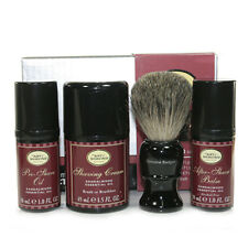 The Art Of Shaving The Perfect Shave Mid Size 4pc Kit (Sandalwood), Brand New