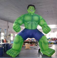 20' INFLATABLE GREEN HULK/MONSTER  WITH BLOWER 4 ADVERTISING PROMOTIONS