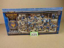 Warmachine Hordes BNIB Cygnar All In One Army Box 325