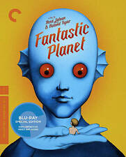 Fantastic Planet (The Criterion Collection) Blu Ray Brand New Movie