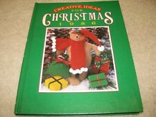 Amazing Creative Ideas for Christmas 1986 Recipes Gift Ideas and Craft Patterns