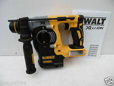 DEWALT XR 18V DCH273 SDS HAMMER DRILL BARE UNIT + DT9702 SET