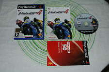Moto gp 4 ps2 pal