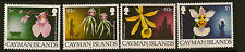 CAYMAN ISLANDS :1993 Christmas Orchids set  SG769-72 unmounted mint