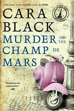 Murder on the Champ de Mars (An Aimée Leduc Investigation), Black, Cara, Good Bo