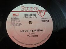 "Yami Bolo ‎– Mr Smith & Weston / Set Sail (12"" VINYL)"