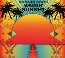 V.a. - Psychemagik Presents Magik Sunset-Pt.1/ Limited Double Cd!