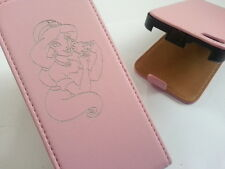 Samsung Galaxy S2 i9100 PRINCESS JASMIN - ALADDIN LEATHER flip phone case cover