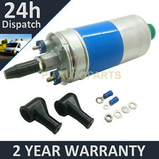 HIGH POWER 255 LPH IN LINE OUTSIDE TANK FUEL PUMP UNIVERSAL UPGRADE 0580254910