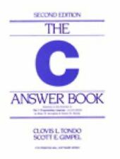 The C Answer Book: Solutions to the Exercises in 'The C Programming Language,' S