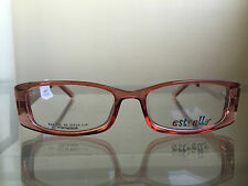 bagsclothesetc: NEW with DEFECT ESTRELLA E21 Women's Heather Eyeglass Frames