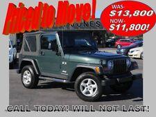 Jeep: Wrangler X