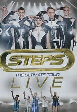 Steps : The Ultimate Tour Live (DVD)