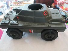 VINTAGE ACTION MAN CHERILEA SCOUT CAR 1960S