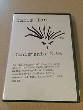 Janis Ian - Live Janismania 2004 DVD Rude Girl Records Sealed New 2 Disc Set