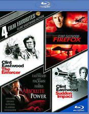 4 Film Favorites Clint Eastwood Action