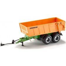 Siku Tandem-Achs-Anhänger Joskin orange 6780 Landwirtschaft fernsteuerbar