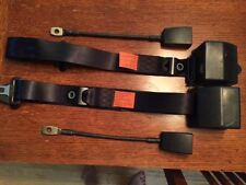 BMW 2002 tii Seat Belts Pair of 3 point retractible